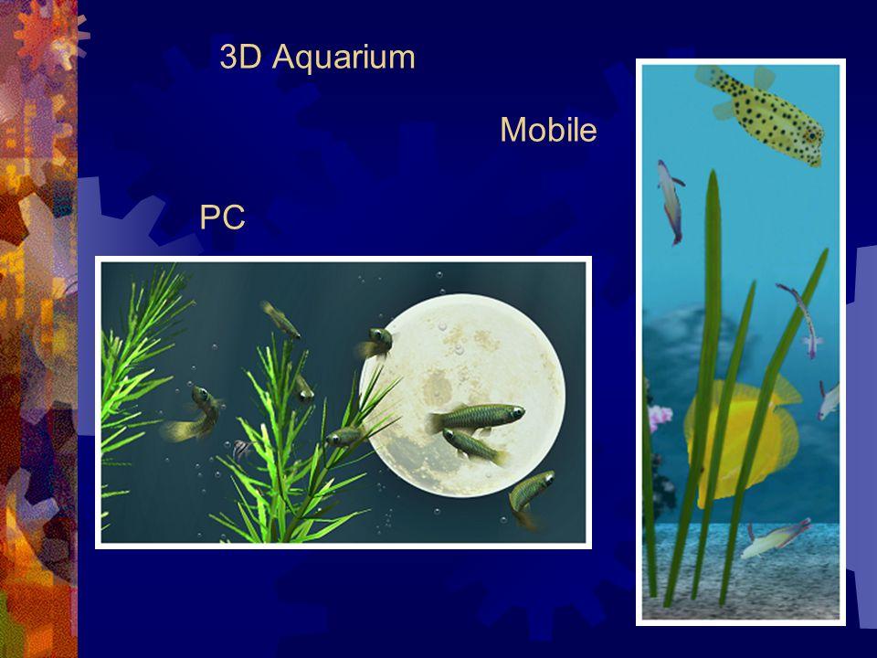 3D Aquarium PC Mobile