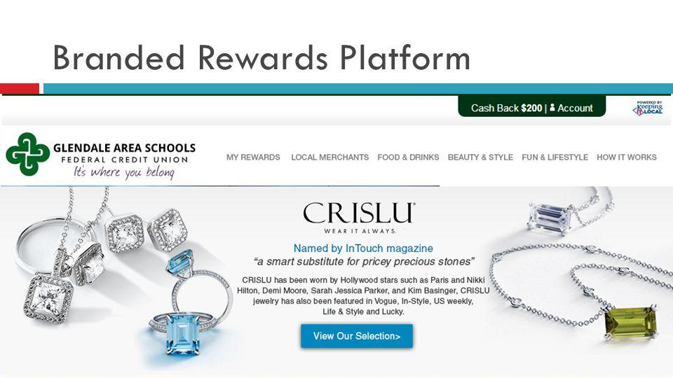Branded Rewards Platform