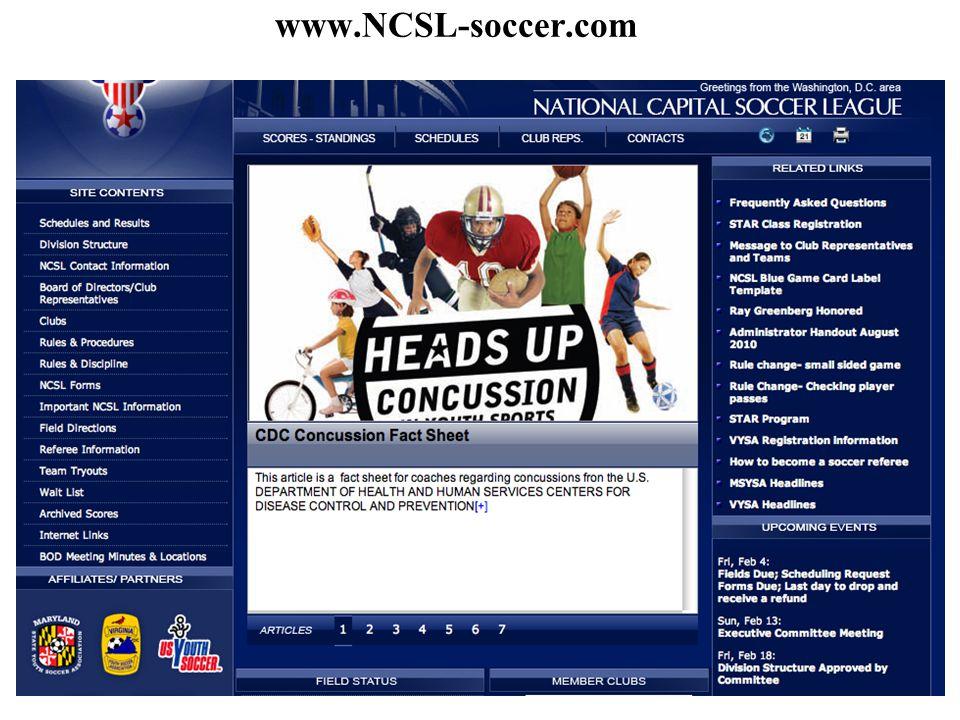 www.NCSL-soccer.com