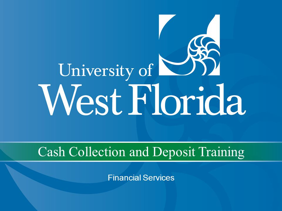 Cash Collection and Deposit Training Financial Services