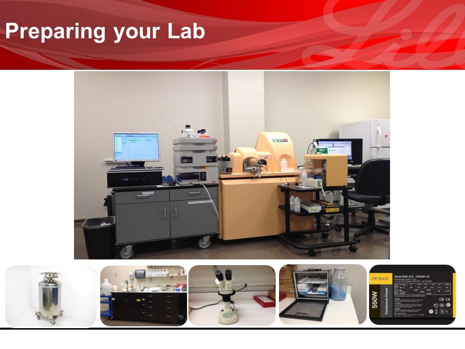 Preparing your Lab