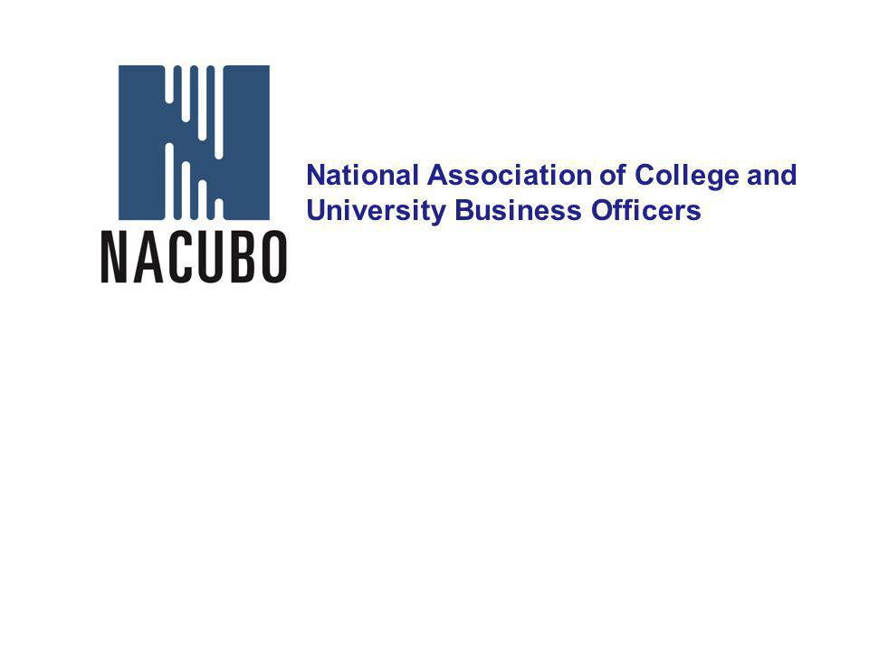 National Association of College and University Business Officers
