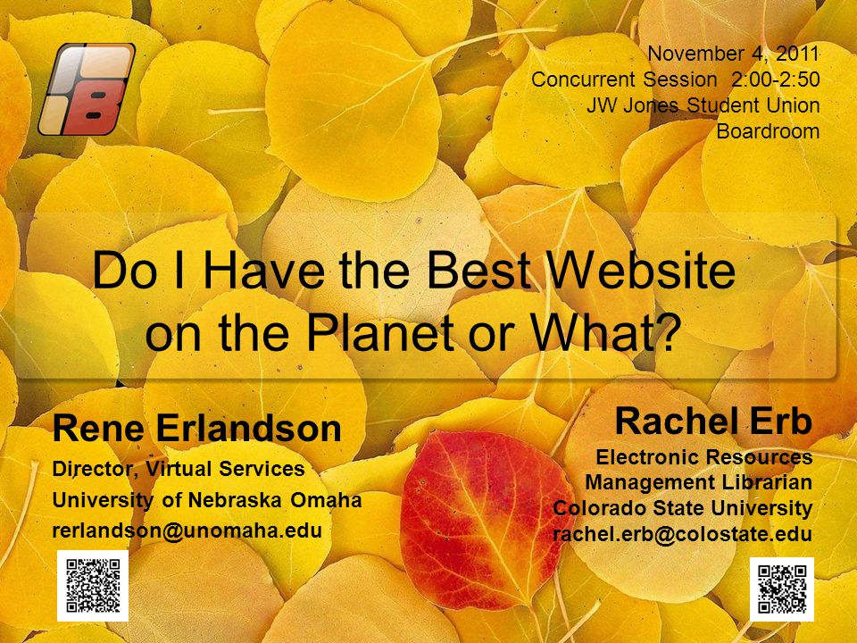 IS Your Website the Best.Info quickly accessible.