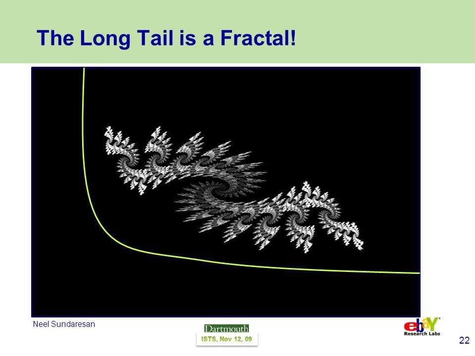 22 Neel Sundaresan The Long Tail is a Fractal!