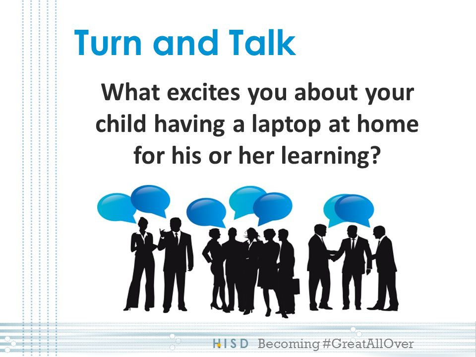 HISD Becoming #GreatAllOver The Right Thing.This is more than just giving students laptops.