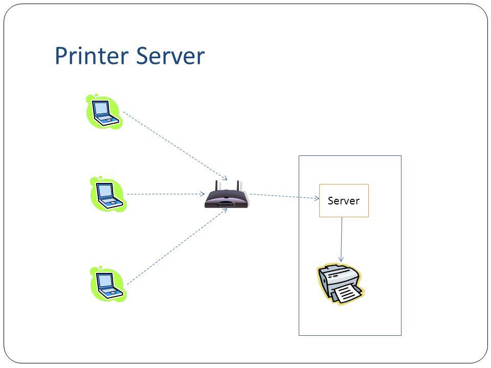 Printer Server Server
