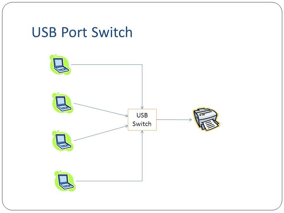 USB Port Switch USB Switch