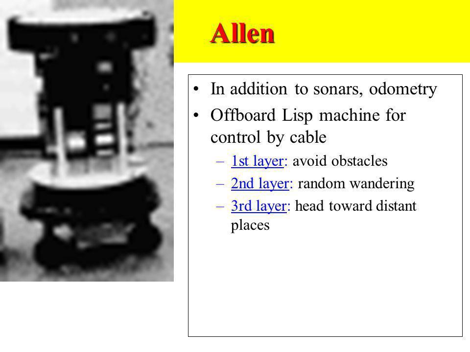 LEGO Mindstorm RCX 3 Output or Motor Ports (A, B, C) 3 Input or Sensor Prots (1, 2, 3) IR Transmitter/Reciever