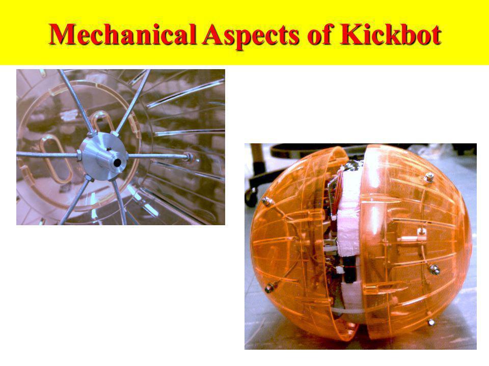 Mechanical Aspects Mechanical Aspects of Kickbot