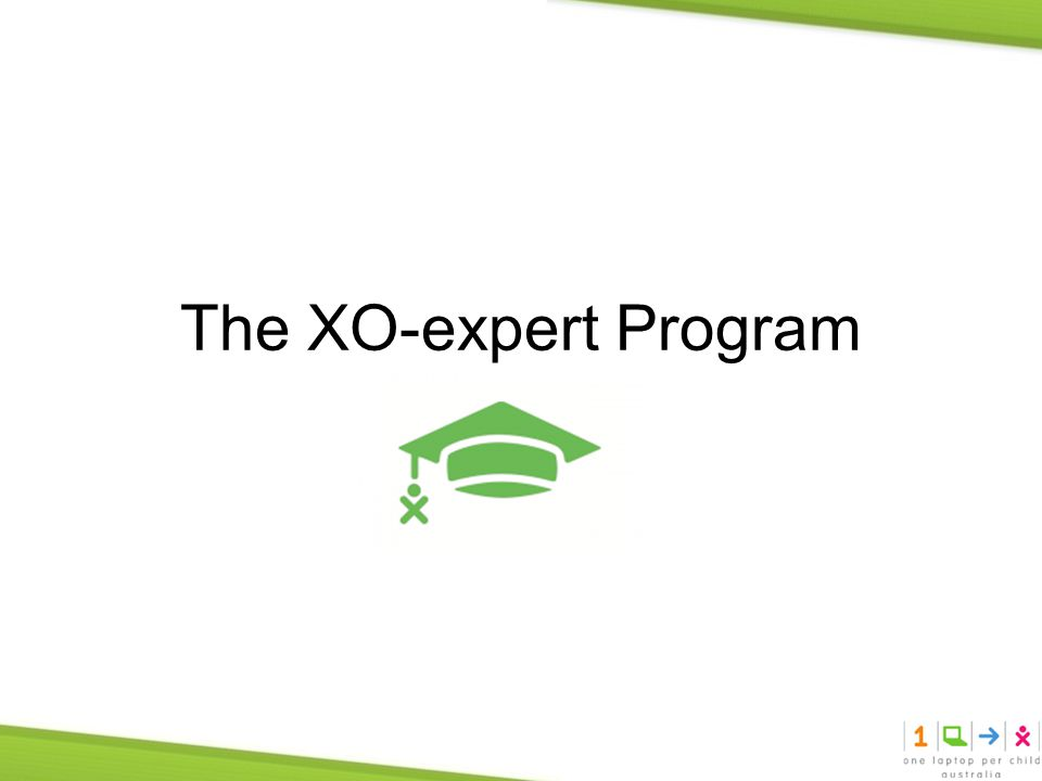 The XO-expert Program