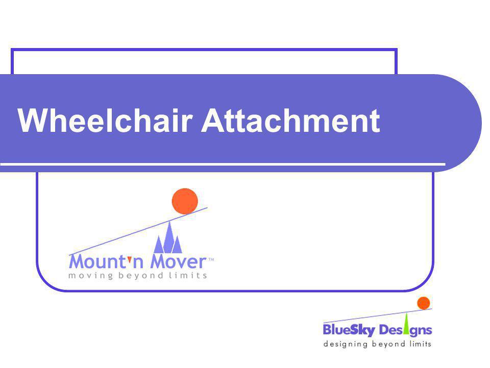Wheelchair Attachment