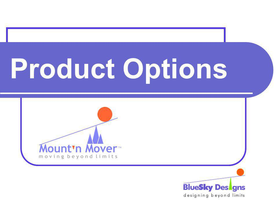 Product Options