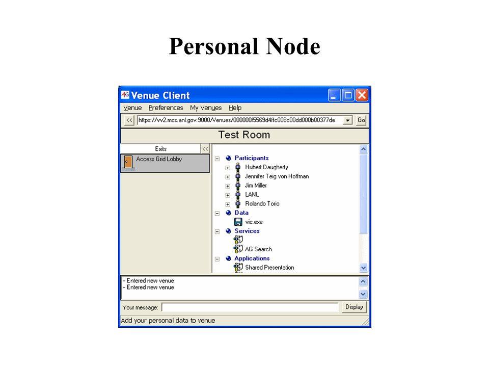 Personal Node