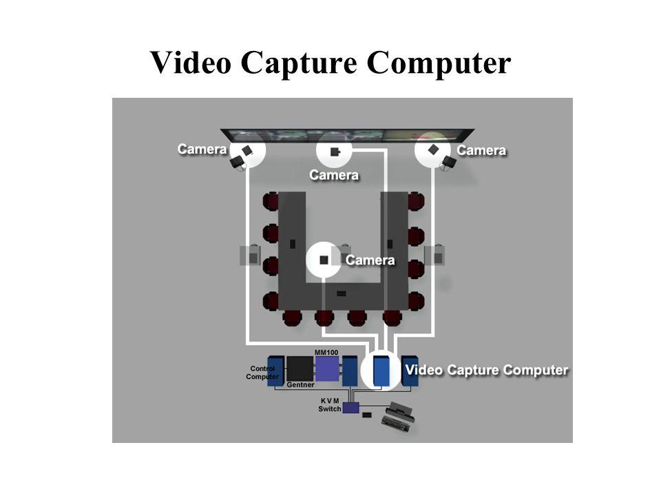Video Capture Computer