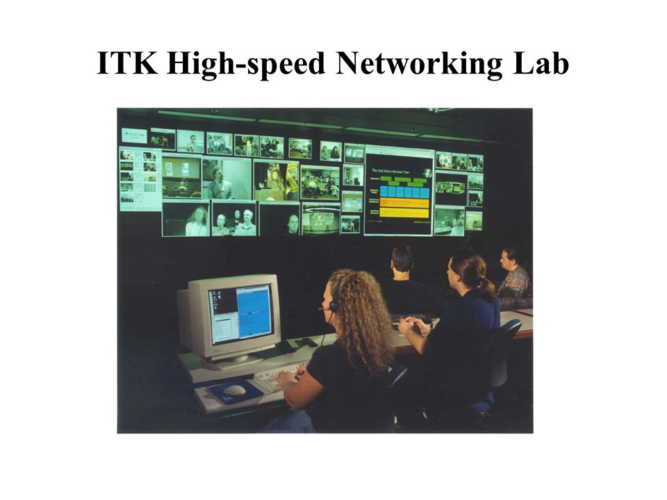 ITK High-speed Networking Lab