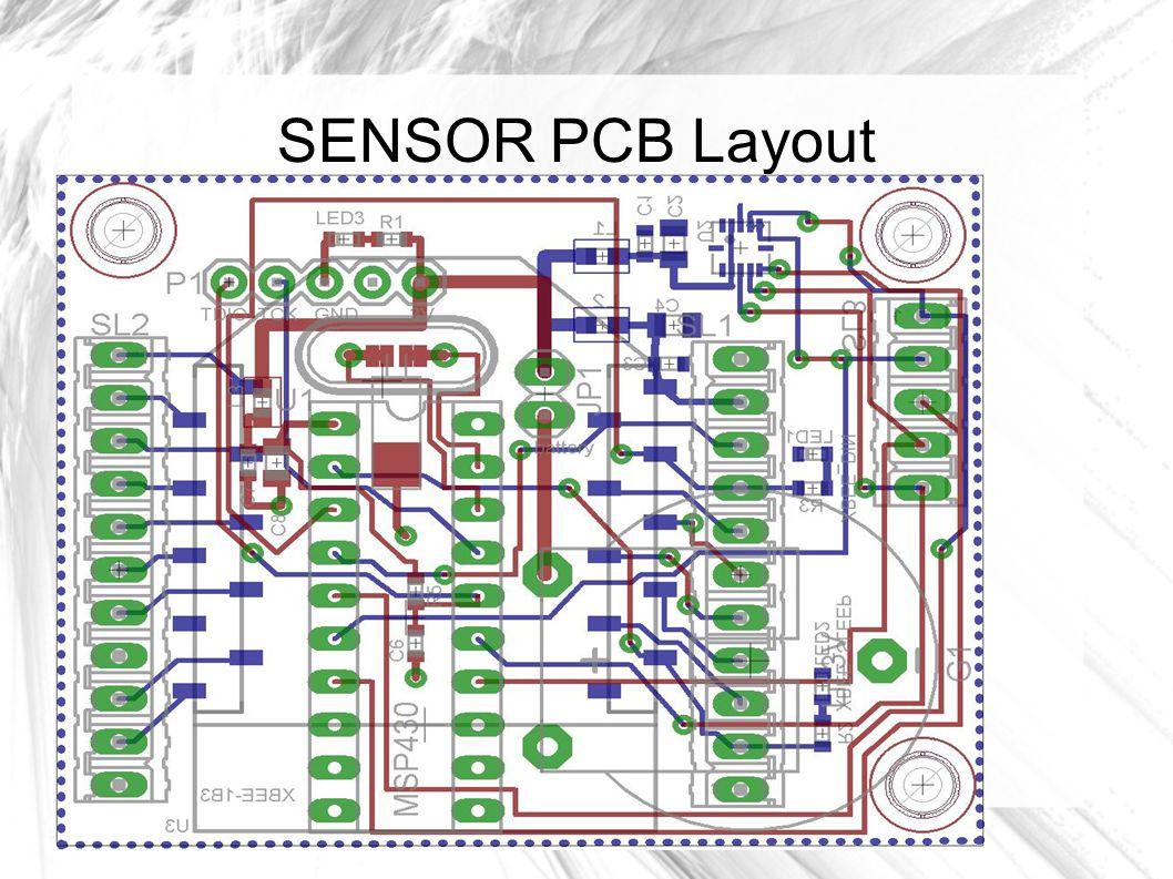 SENSOR PCB Layout
