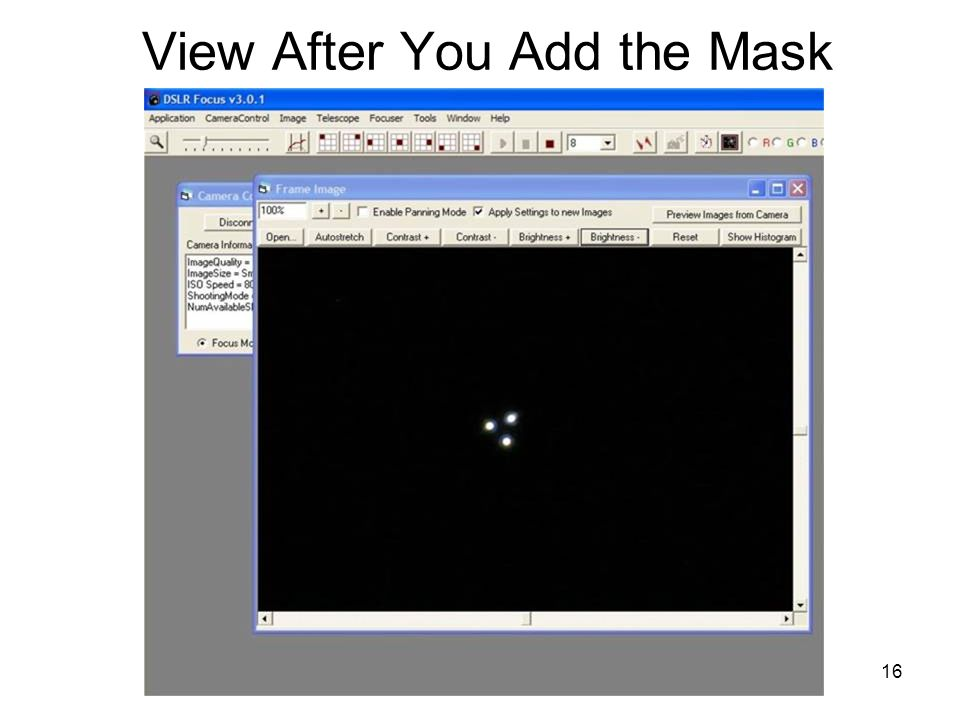 16 View After You Add the Mask