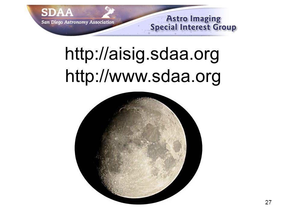 27 http://aisig.sdaa.org http://www.sdaa.org