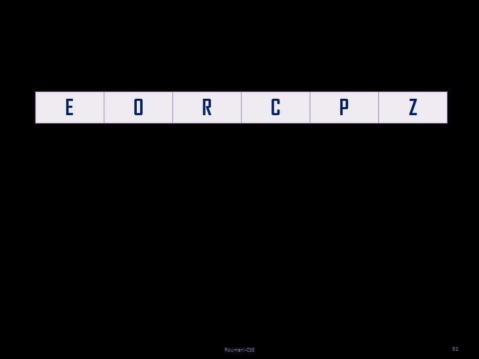 Roumani-CSE 52 EORCPZ