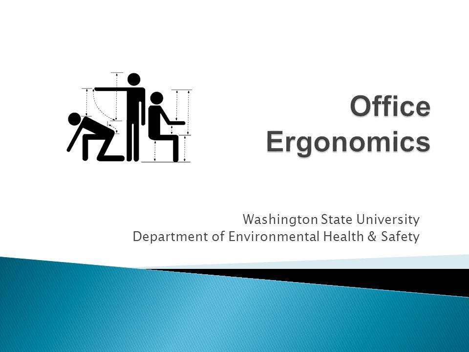 Washington State University Department of Environmental Health & Safety