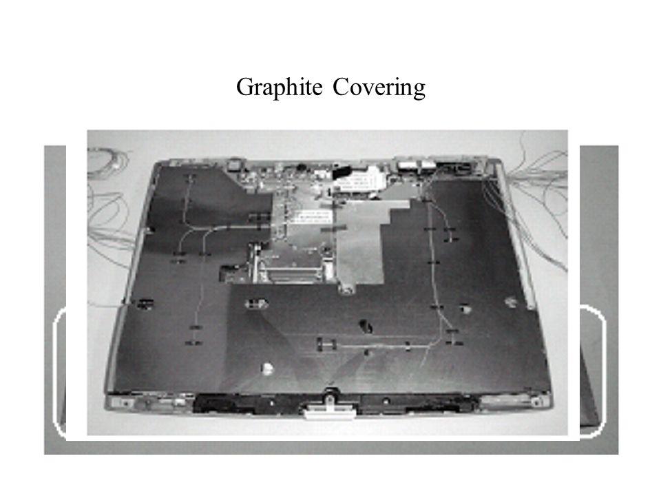 Thermal Image of Laptop Casing