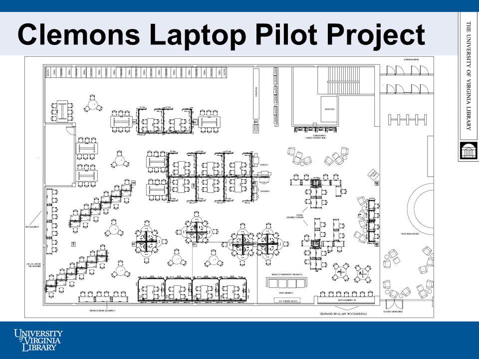 Clemons Laptop Pilot Project