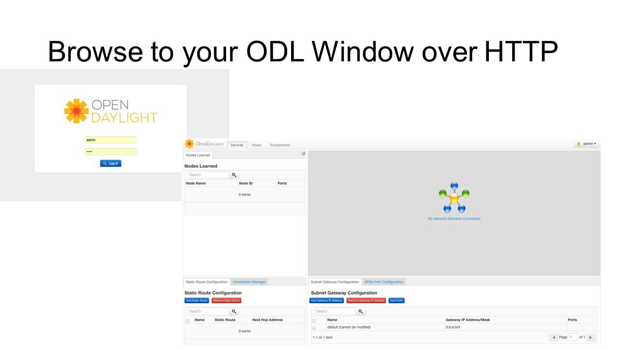 Boot Up Your OpenStack Instances Control Node: cd devstack./stack.sh Compute Node: cd devstack./stack.sh