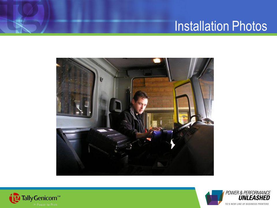 MIP480 Competitive Info MIP480 vs Intermec 6820/PK80 Print Speed MIP480 is 400 cps @ 10 cpi vs 230 cps on Intermec units Connectivity MIP480 has serial, USB, Bluetooth as standard.