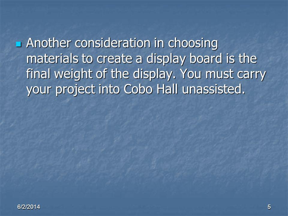 6/2/20146 Examples of Freestanding Displays