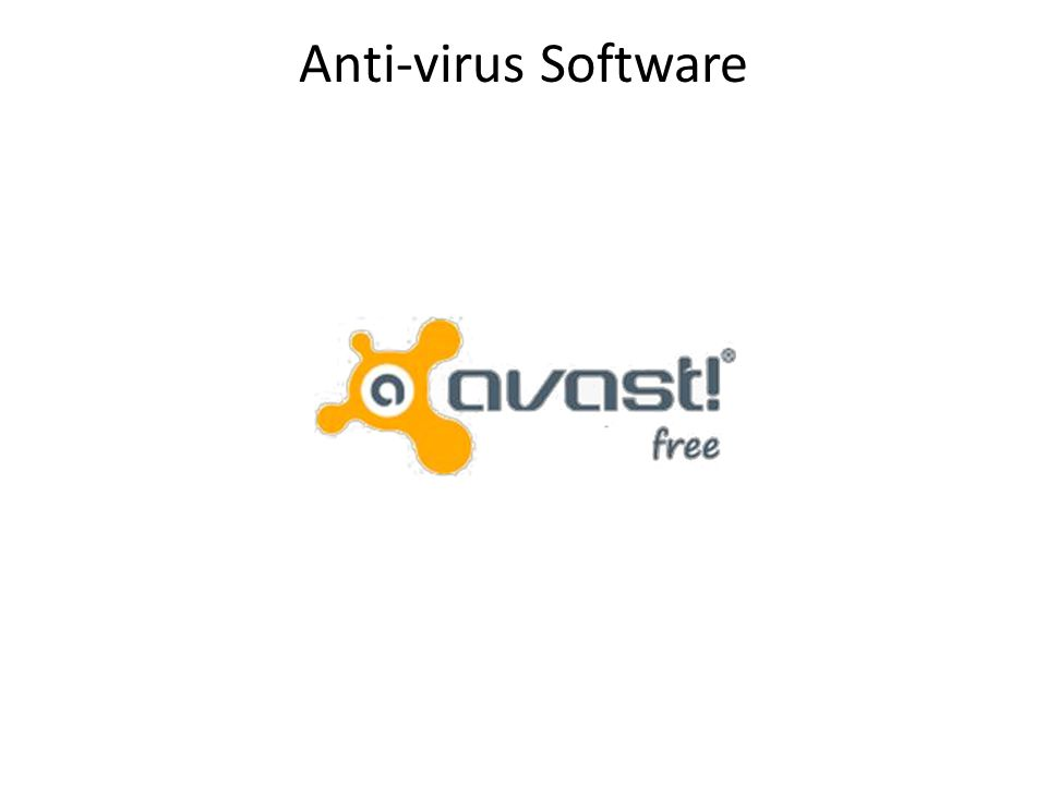Anti-virus Software