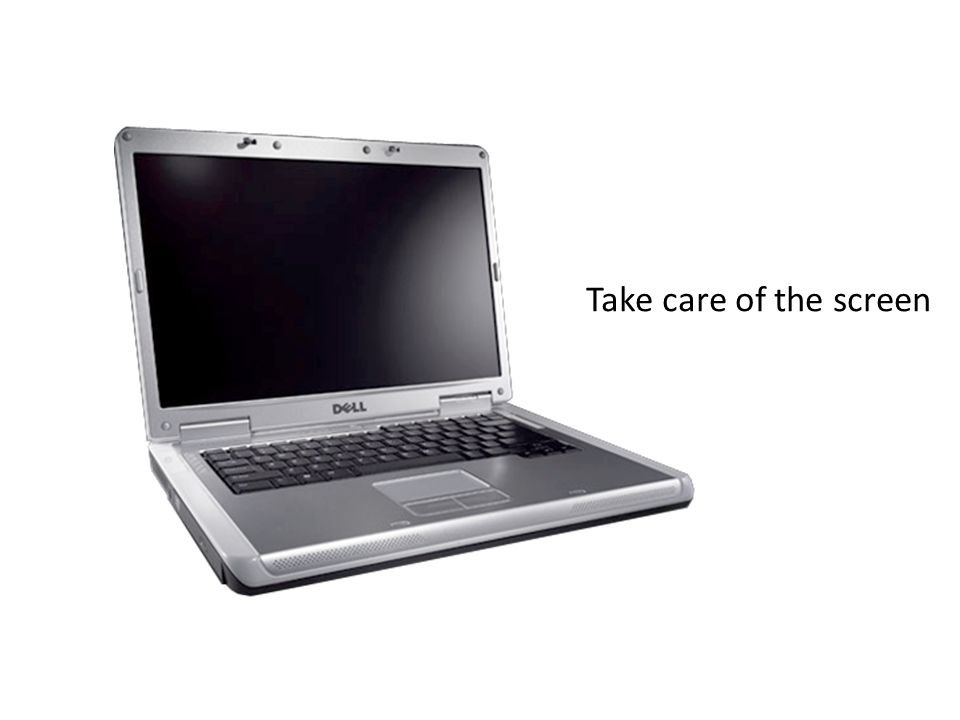 Keeping your laptop clean