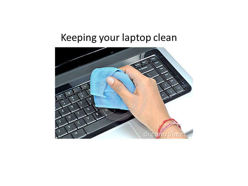 Carrying your laptop