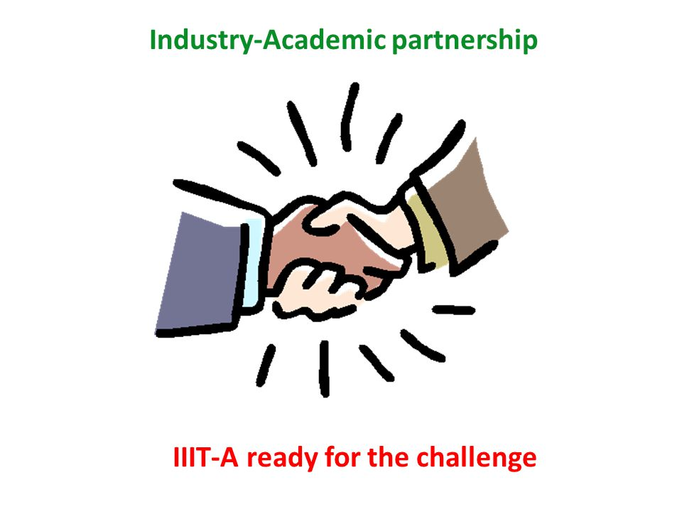 Industry-Academic partnership IIIT-A ready for the challenge