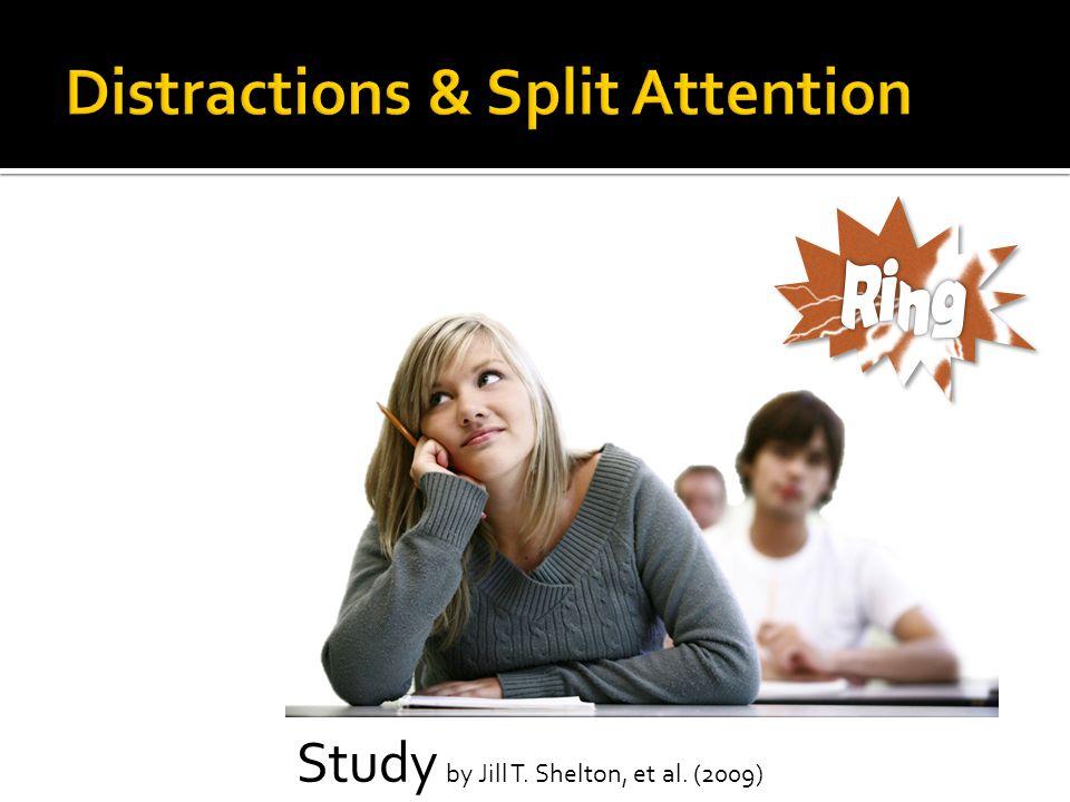 Study by Jill T. Shelton, et al. (2009)
