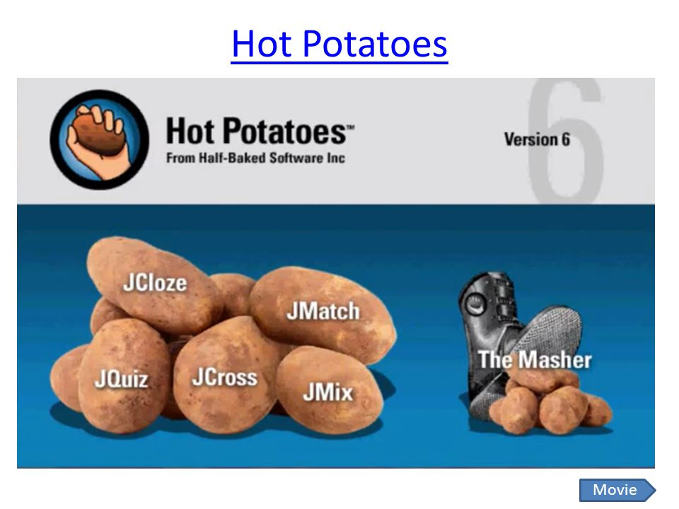 Hot Potatoes Movie
