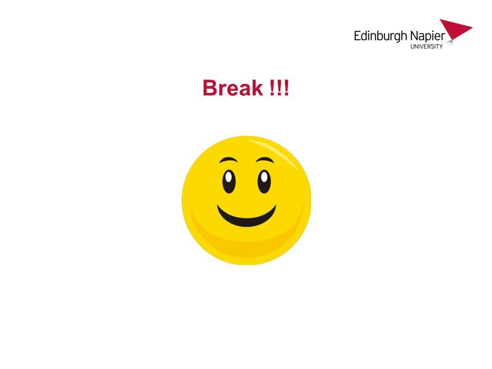 Break !!!
