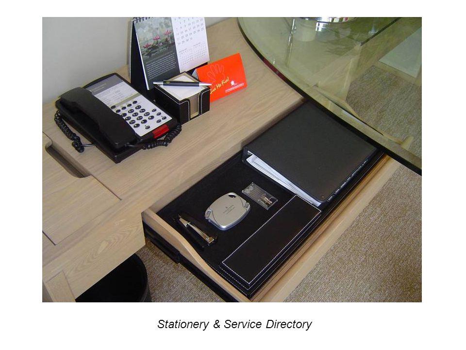 Stationery & Service Directory