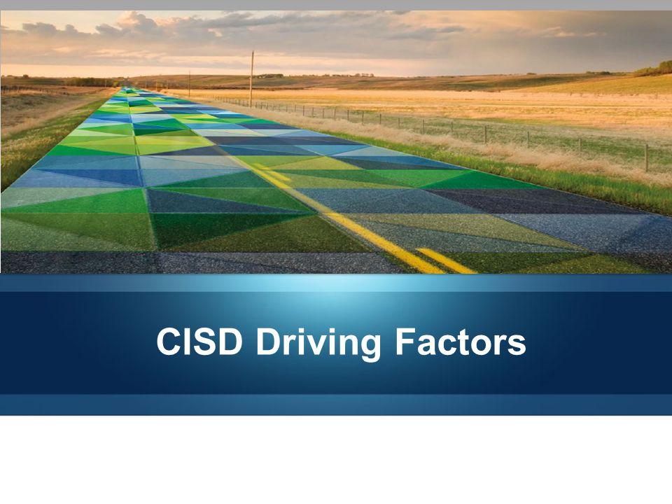 CISD Driving Factors 4