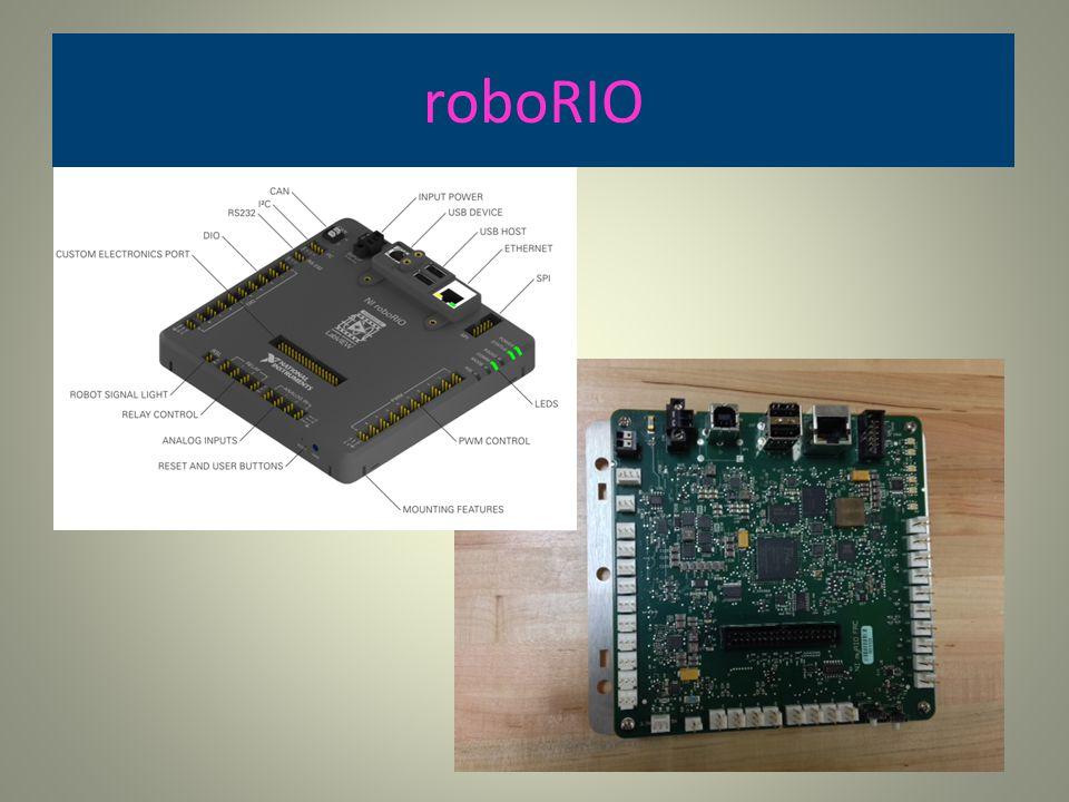 Voltage Regulator Module (VRM) Ensures constant voltage to sensors, camera, etc.