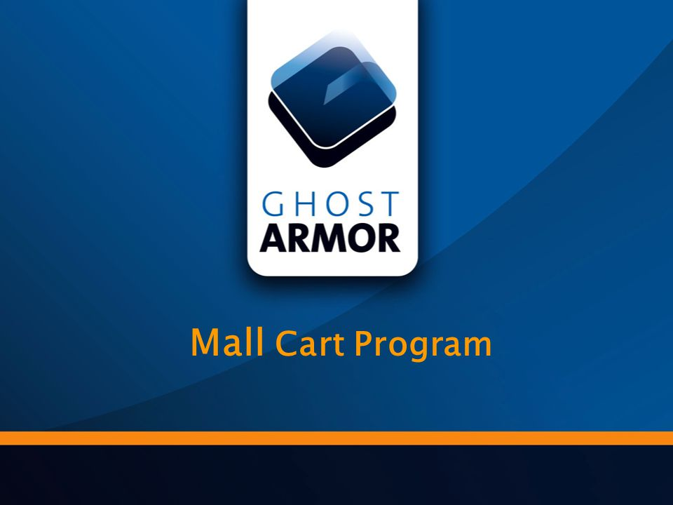 Mall Cart Program