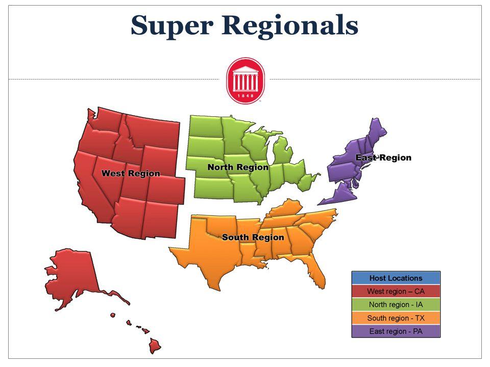 Super Regionals