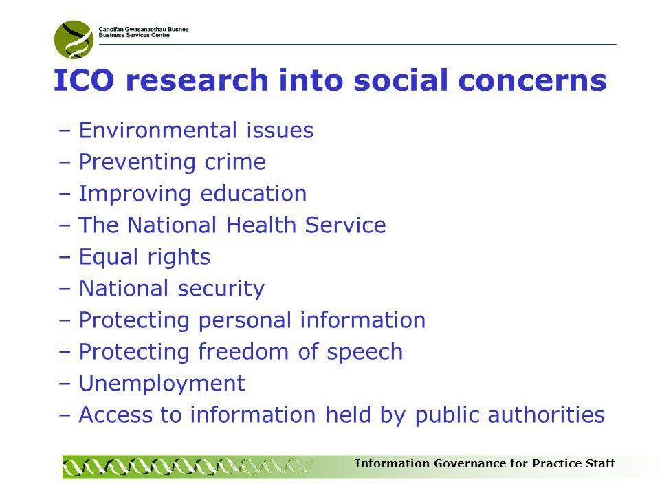 Information Governance for Practice Staff Break