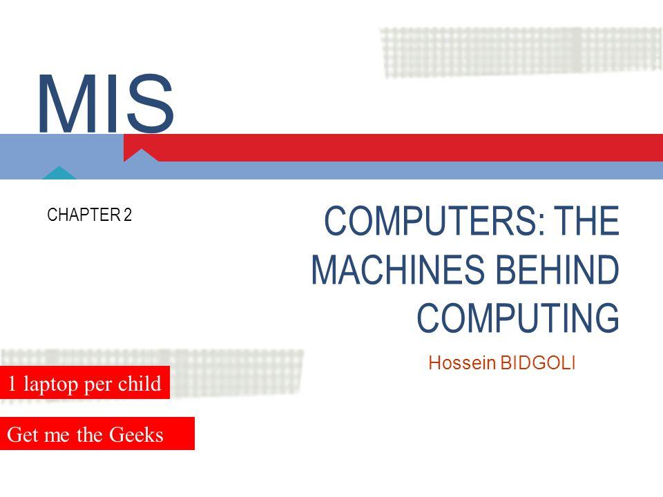 LO1 Define a computer system and describe its components.