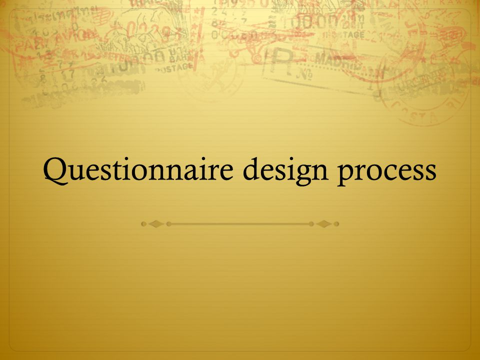 Choose question structure Unstratured Questions Stratured Questions