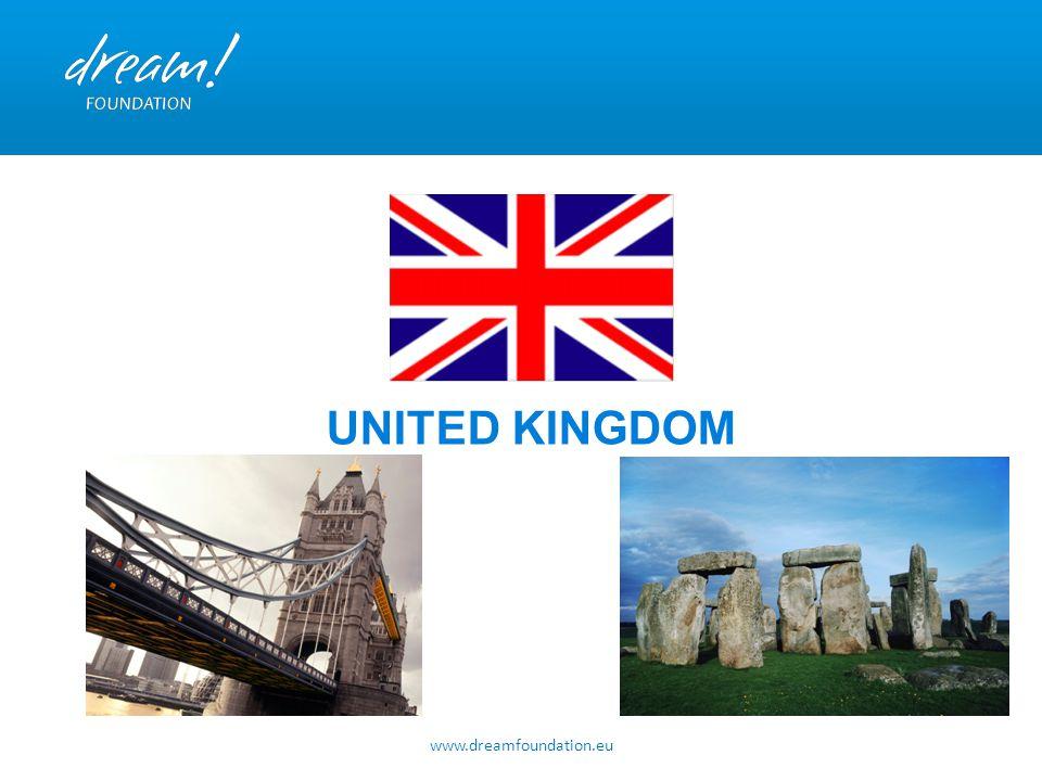 www.dreamfoundation.eu UNITED KINGDOM