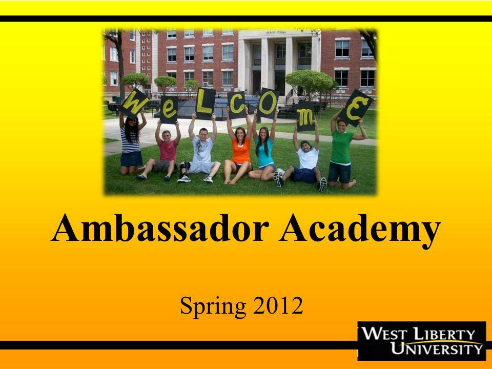 Ambassador Academy Spring 2012