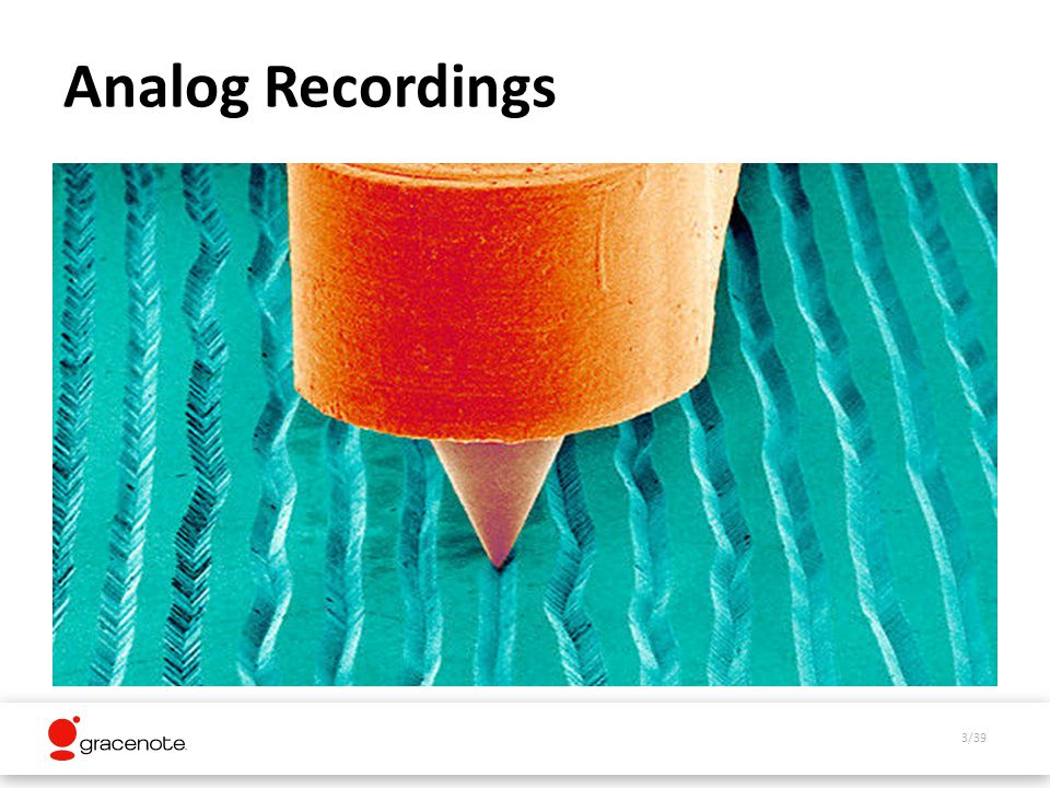 3/39 Analog Recordings