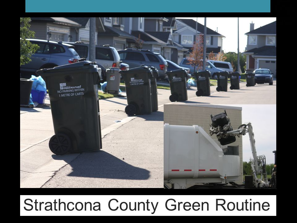 Strathcona County Green Routine