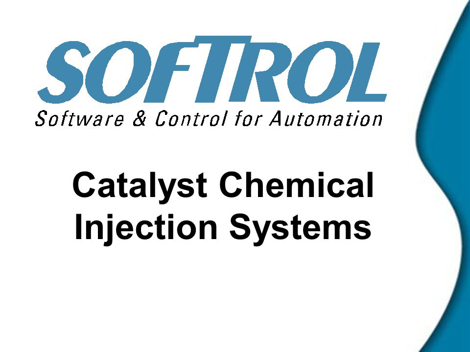 Catalyst Chemical Injection Systems