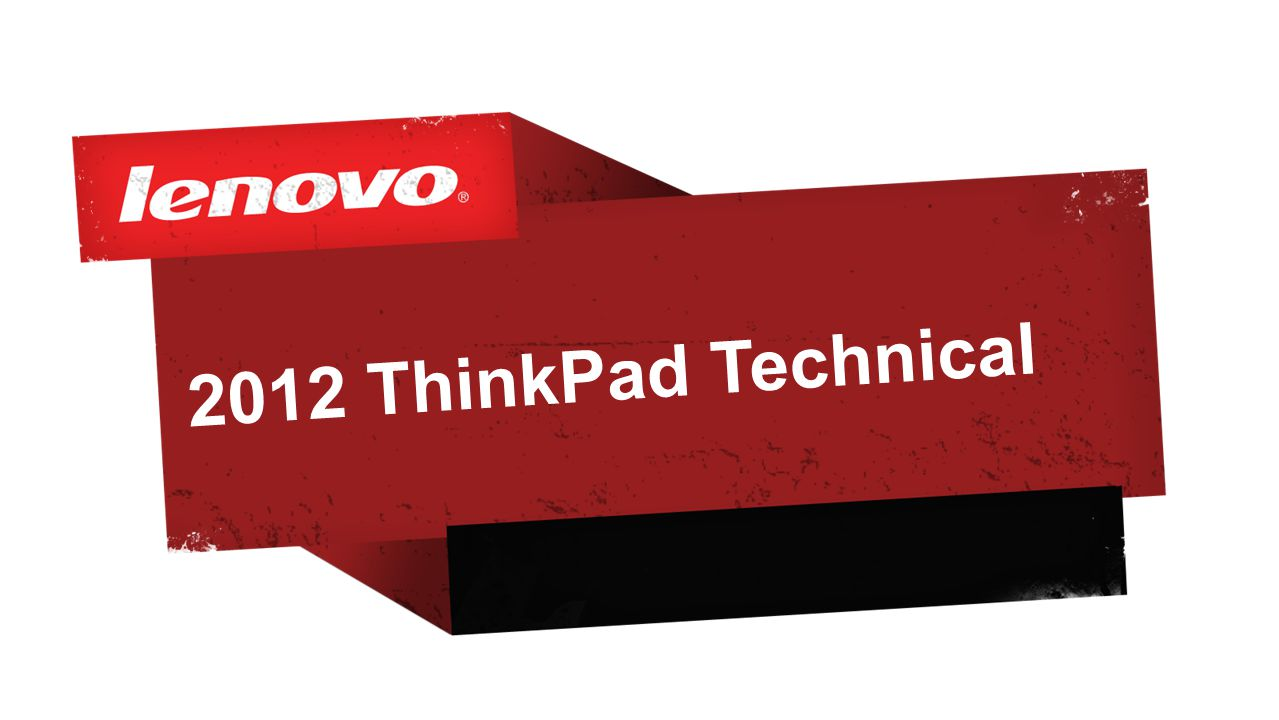 22© 2012 Lenovo Confidential.All rights reserved.